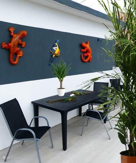 Vakantiehuis Curaçao, Banda Ariba (oost), Mambo Beach Studio Sabroso Studio