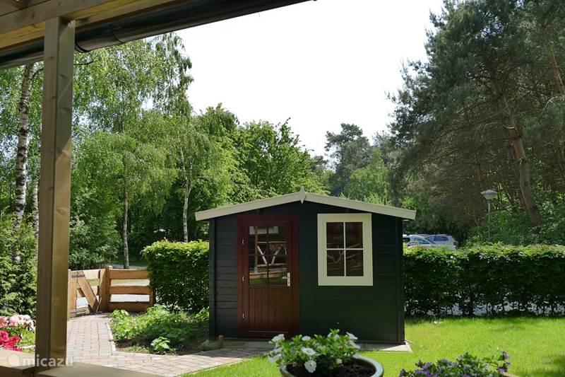 Vakantiehuis Nederland, Gelderland, Wolfheze Chalet De Berk