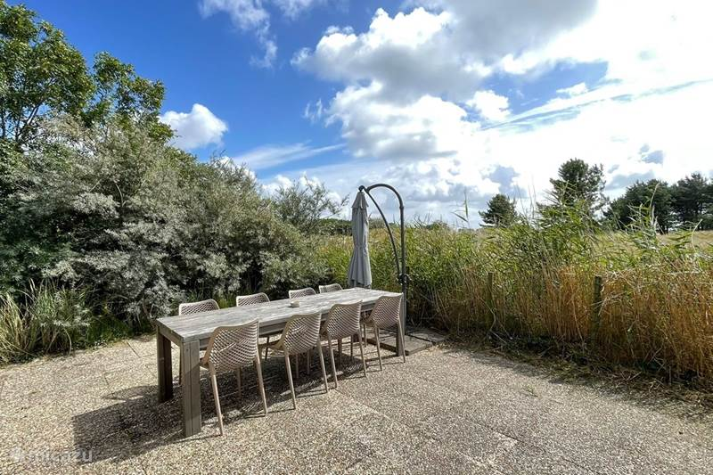 Vakantiehuis Nederland, Texel, De Cocksdorp Villa Luxe 8-persoons 'GolfvillaTexel'