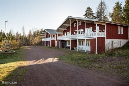 Vakantiehuis Zweden – appartement Sollerön