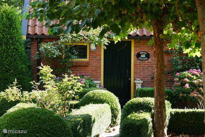 Vakantiehuis Nederland, Groningen, Opende Vakantiehuis Suyder-end
