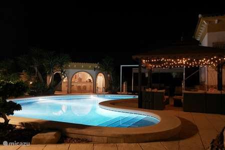 Ferienwohnung Spanien, Costa Blanca, Catral villa Casita Robert