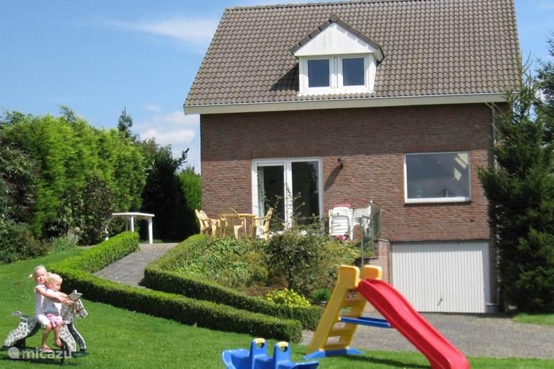 Vakantiehuis Nederland, Limburg, Valkenburg Vakantiehuis Domein Hellebeuk, Huis met uitzicht!