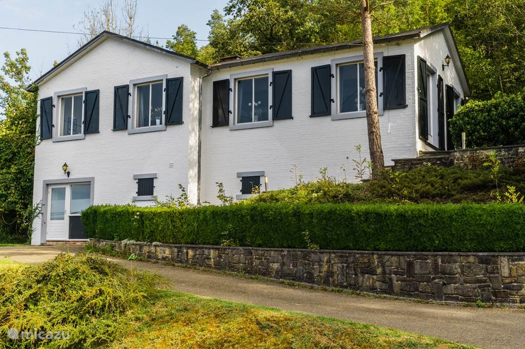Vakantiehuis België, Ardennen, Verlaine-sur-Ourthe - villa Villa Beau Blanc
