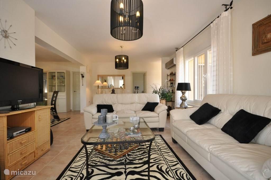 Vakantiehuis Spanje, Costa Blanca, Calpe Villa Villa Royal