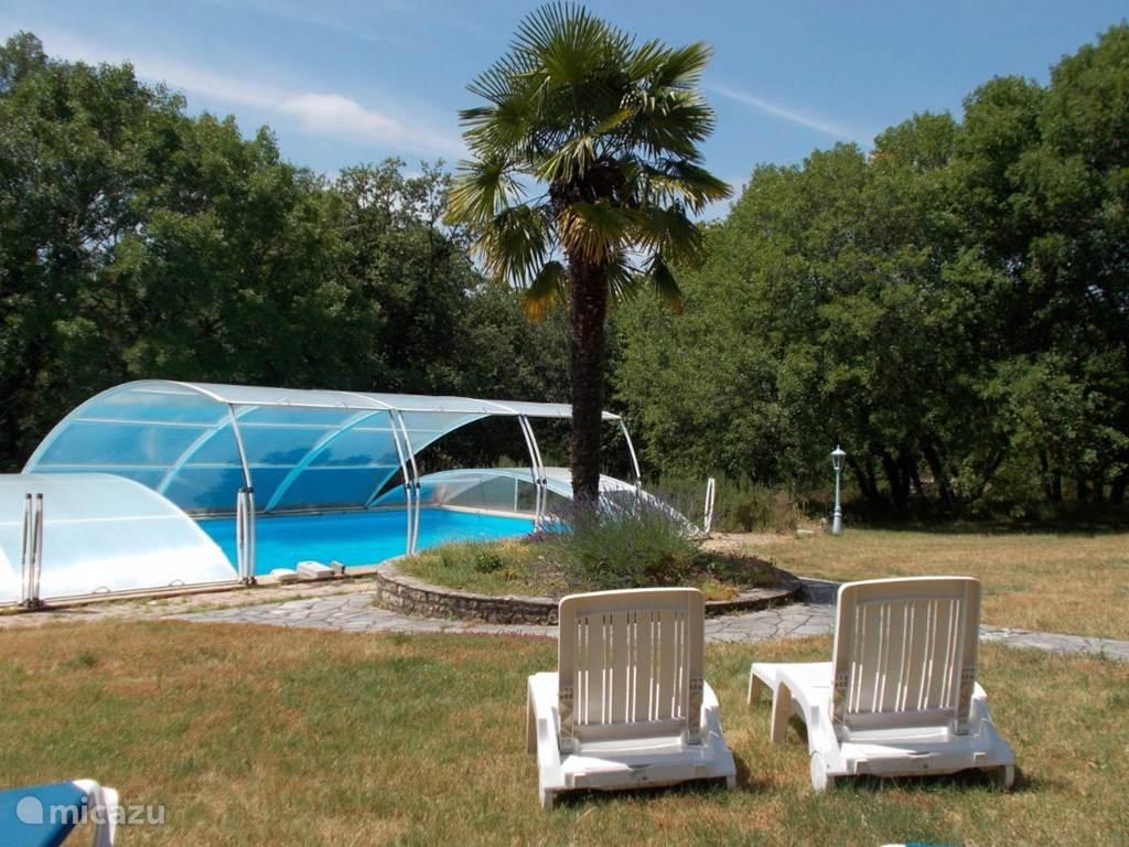 Vakantiehuis Frankrijk, Dordogne, Lachapelle-Auzac Vakantiehuis Chassaloux