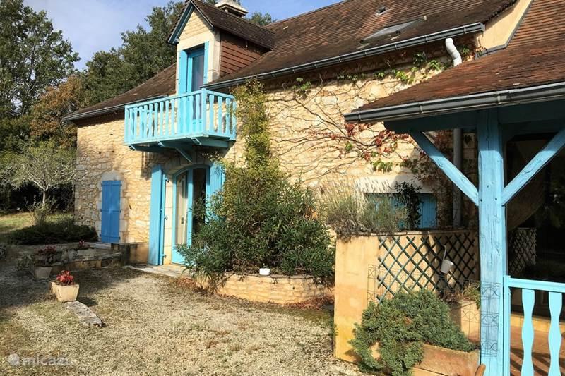 Vakantiehuis Frankrijk, Lot, Lachapelle-Auzac Vakantiehuis Chassaloux