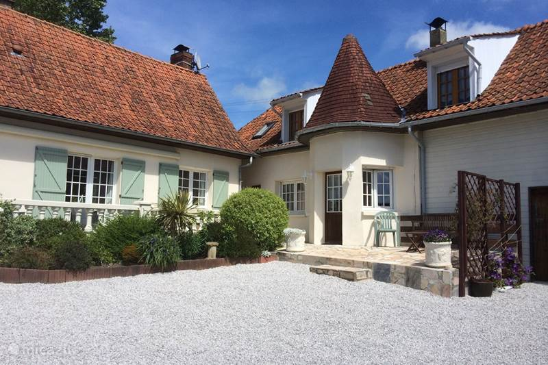 Vakantiehuis Frankrijk, Pas-de-Calais, Saulchoy Gîte / Cottage La Tourelle