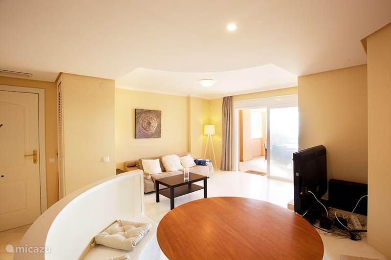 Vakantiehuis Spanje, Andalusië, Ojén Appartement Appartement met ruim terras