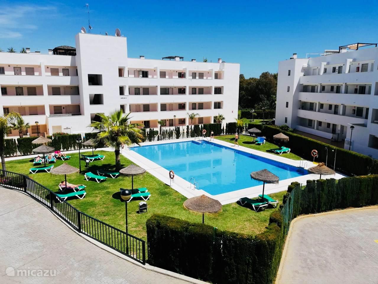 Vakantiehuis Spanje, Costa del Sol, La Cala de Mijas appartement Angel de Miraflores
