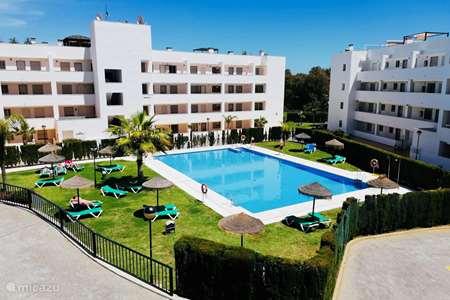 Vacation rental Spain, Costa del Sol, La Cala de Mijas apartment Angel de Miraflores
