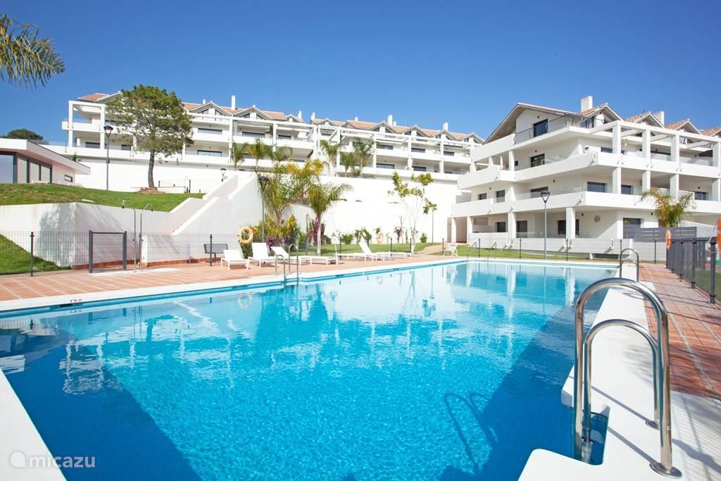 Vakantiehuis Spanje, Costa del Sol, Estepona appartement Modern appartement Estepona