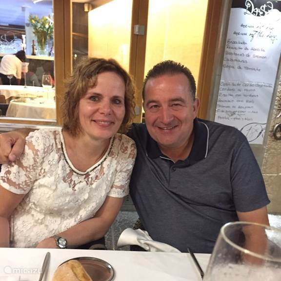 Sandra & Ton Visser