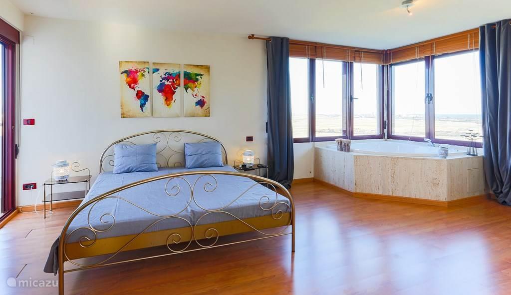 Master slaapkamer
