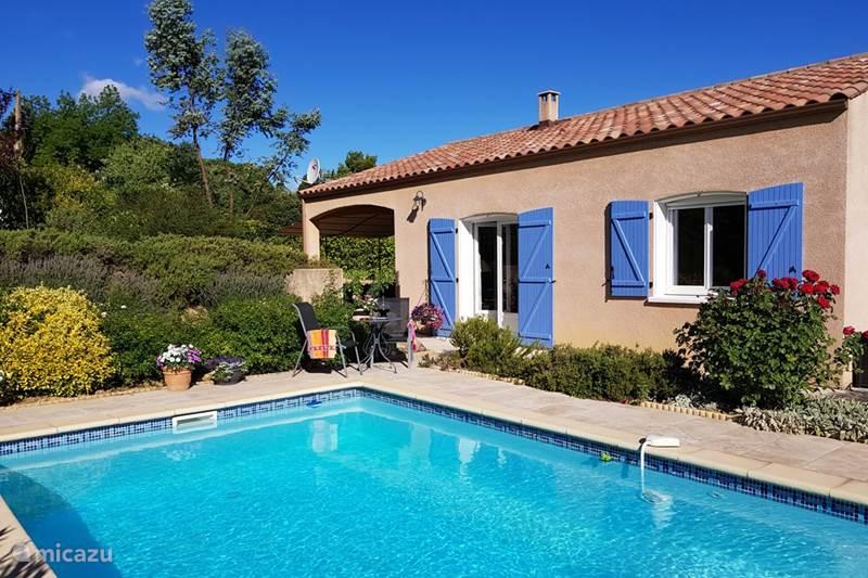 Vakantiehuis Frankrijk, Hérault, Prades-sur-Vernazobre Geschakelde woning Le Loriot