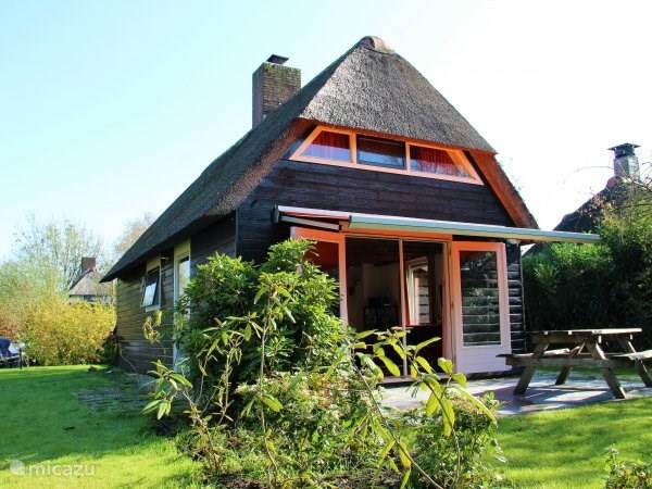 Vakantiehuis Nederland, Overijssel, Giethoorn vakantiehuis VanOns