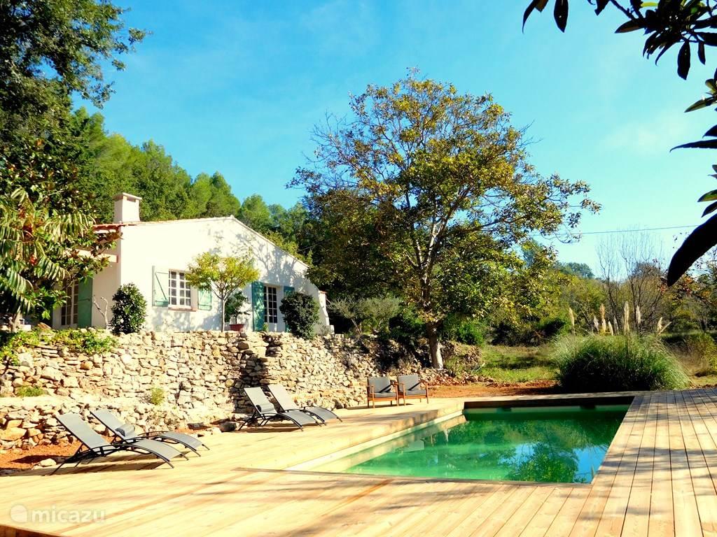 Vakantiehuis Frankrijk, Provence, Saint-Antonin-du-Var Vakantiehuis Le Vieux Noyer