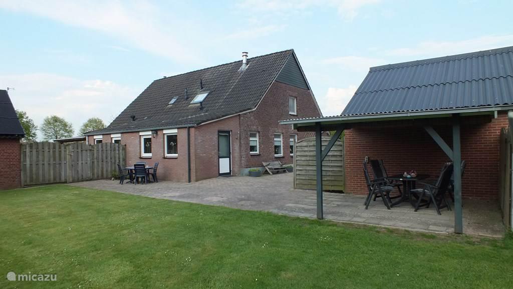 Vakantiehuis Nederland, Gelderland, Aalten Boerderij Vakantiewoning de Krul