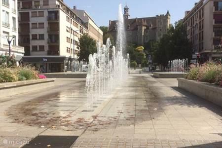 Mooie waterpartijen in Montlucon