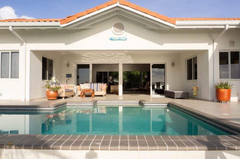 Vakantiehuis Curaçao, Banda Abou (west), Coral Estate, Rif St.Marie Villa Villa Happy View