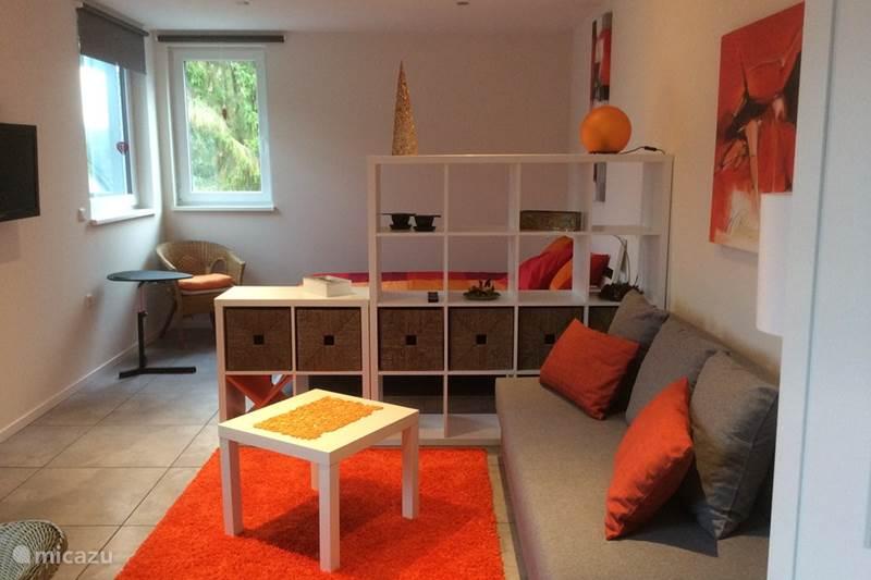 Vakantiehuis Luxemburg, Mullerthal, Echternach Studio VakantieVerblijf Luxemburg