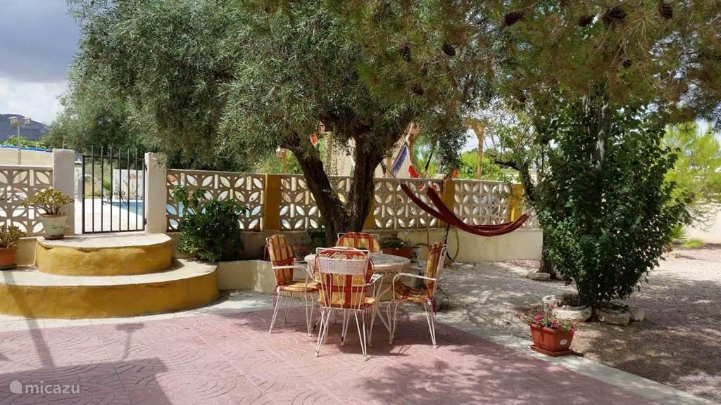 Vakantiehuis Spanje, Costa Blanca, La Romana Finca La Sonrisa