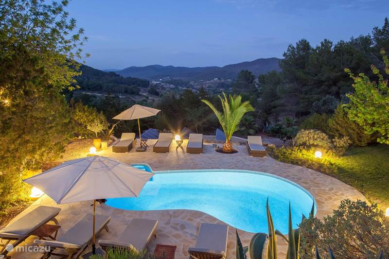 Vakantiehuis Spanje, Ibiza, Sant Josep de sa Talaia Villa CanOlivo