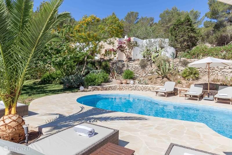 Ferienwohnung Spanien, Ibiza, Sant Josep de sa Talaia Villa CanOlivo