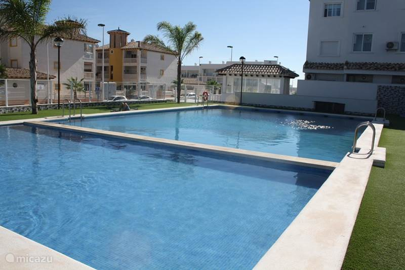 Vakantiehuis Spanje, Costa Blanca, La Marina del Pinet Appartement Casa la Pluma