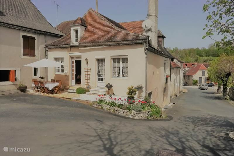 Vakantiehuis Frankrijk, Dordogne, Azerat Gîte / Cottage Maison Thérèse