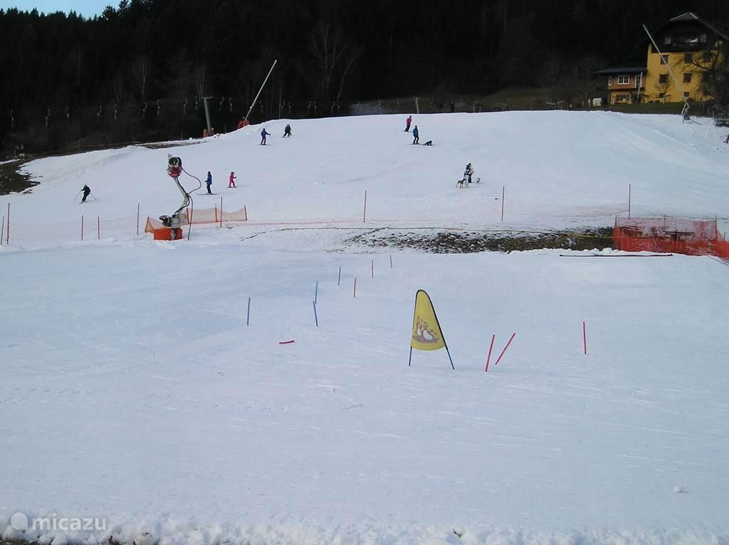 Skiën in Kötschach
