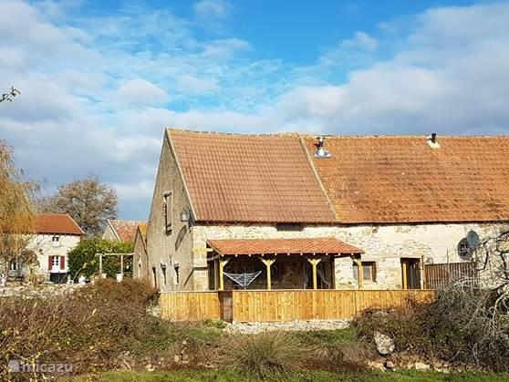 Vakantiehuis Frankrijk, Allier, Saint-Hilaire gîte / cottage Le Mouton