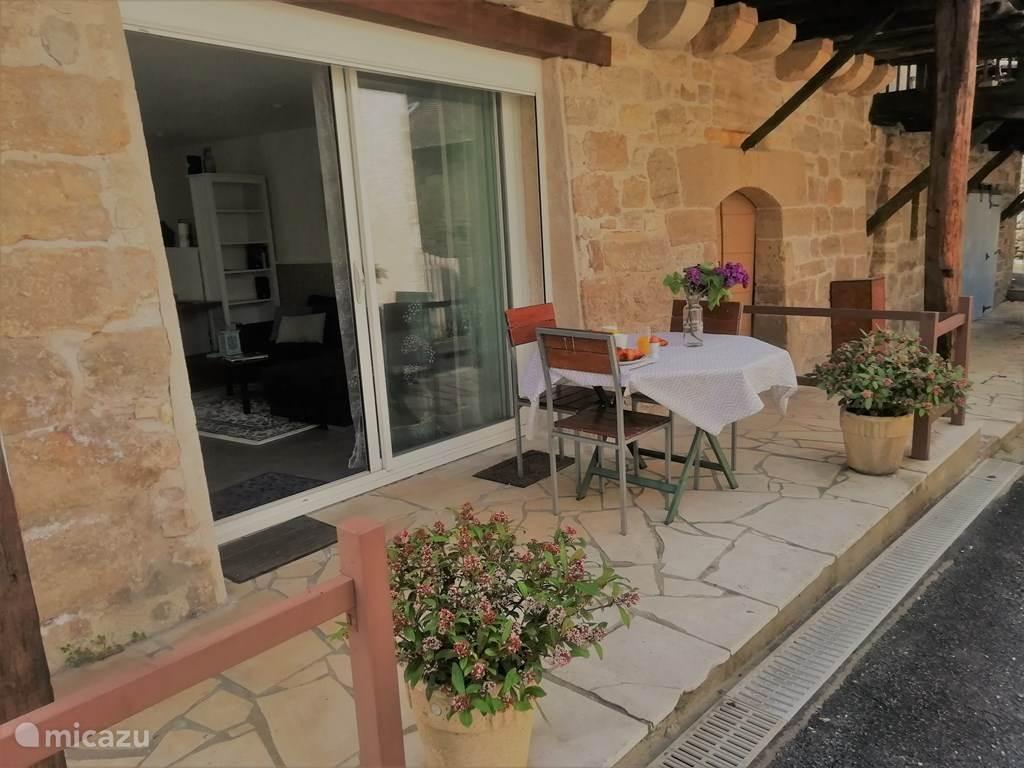 Vakantiehuis Frankrijk, Dordogne, Saint-Rabier - appartement Appartement La Petite Épicerie