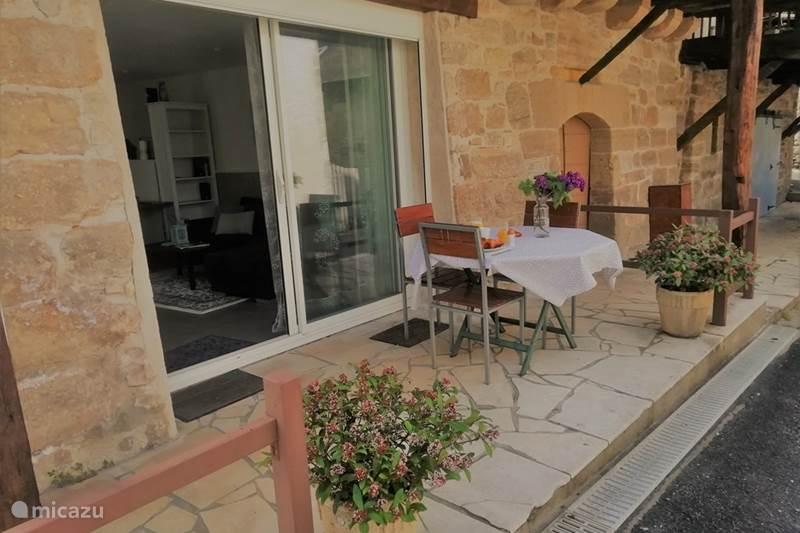 Vakantiehuis Frankrijk, Dordogne, Azerat Appartement Appartement La Petite Épicerie