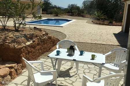 Vakantiehuis Spanje, Costa del Azahar, Calig - glamping / safaritent / yurt Cajita 1 'La Sonrisa'