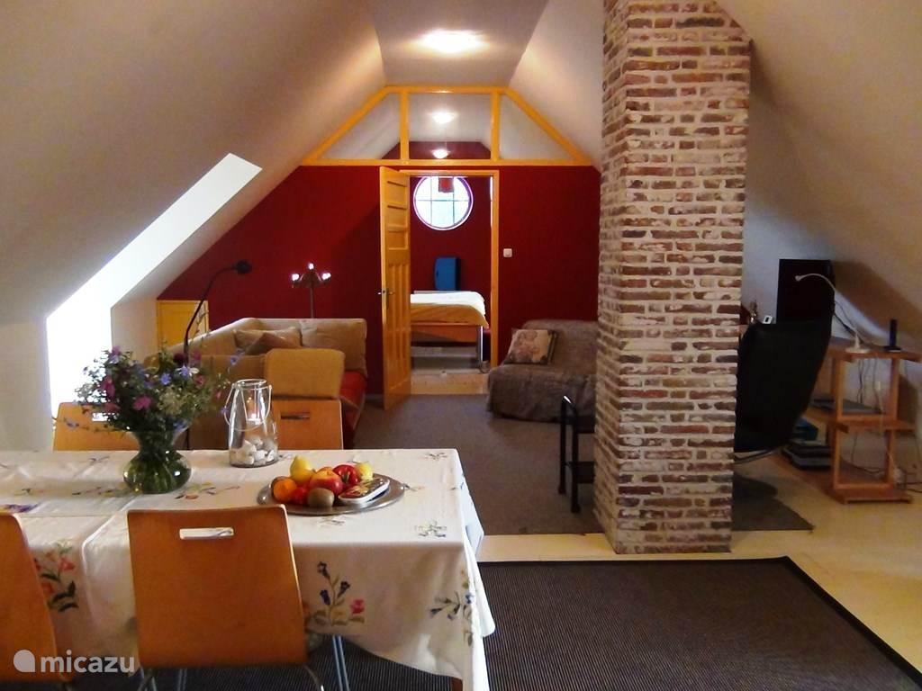 Vakantiehuis Nederland, Utrecht, Zegveld Appartement Buitenplaats De Blauwe Meije