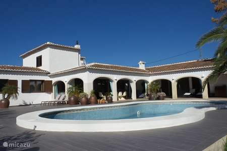 Vacation rental Spain, Costa Blanca, Javea villa Stylish villa near the beach
