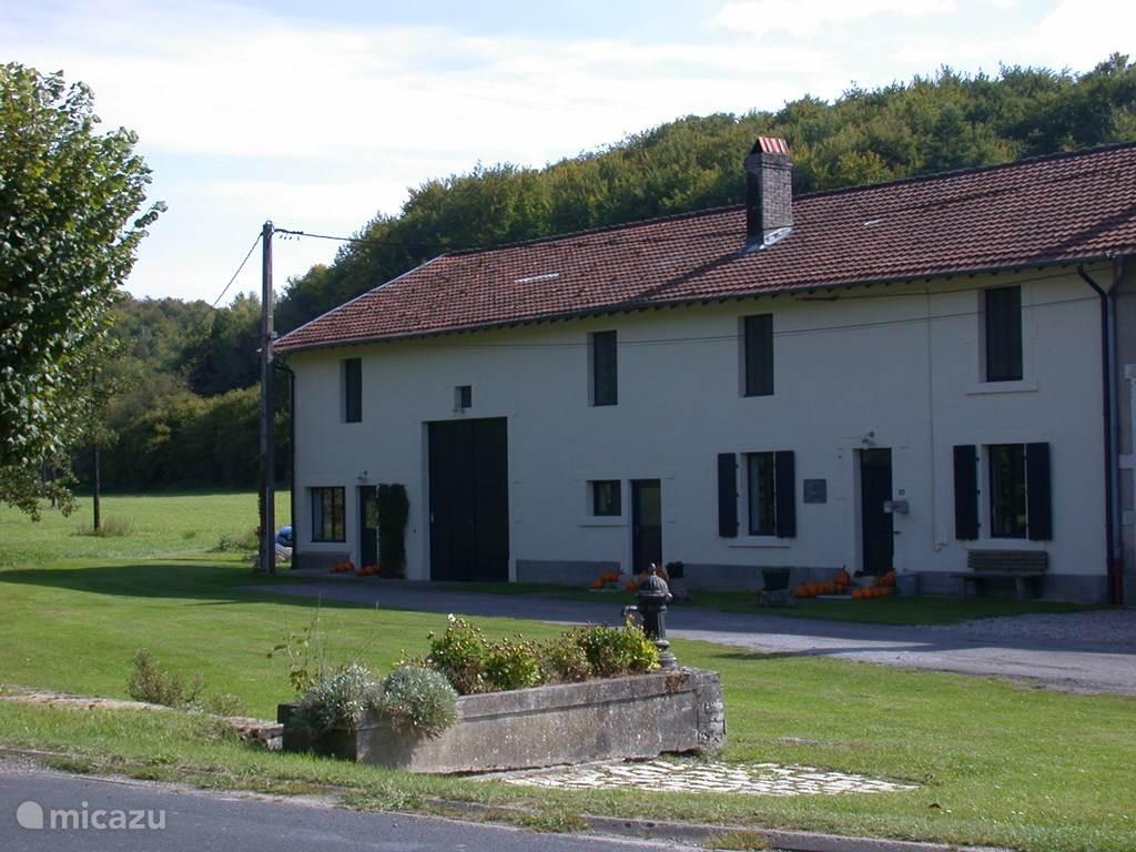 Vakantiehuis Frankrijk, Meuse, Seuzey appartement Mijn Frankrijk appartement 2