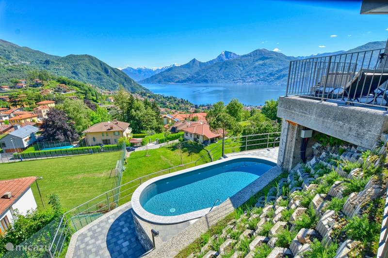Vakantiehuis Italië, Italiaanse Meren, Menaggio Appartement Felice sul Lago