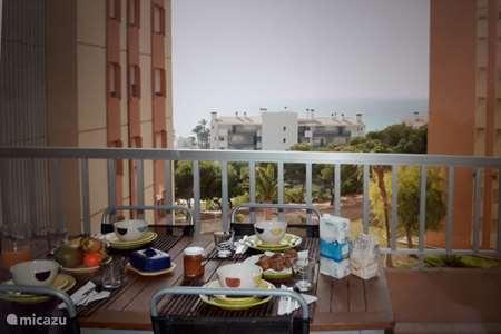 Vakantiehuis Spanje, Costa Blanca, Villajoyosa appartement El Paraiso la Vila