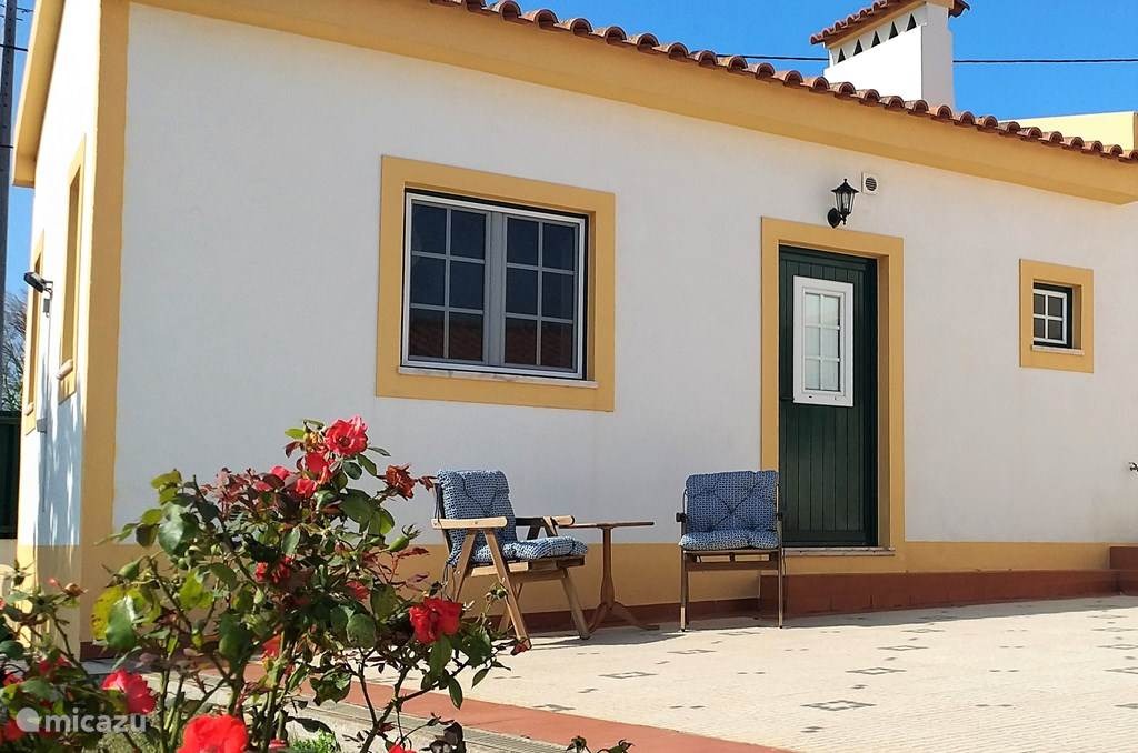 Vakantiehuis Portugal, Costa de Prata, Boa Vista pension / guesthouse / privékamer Casa Entre Praias, suite Violete