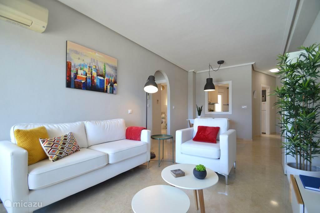 Vakantiehuis Spanje, Costa Blanca, Cabo Roig appartement Edificio Faro