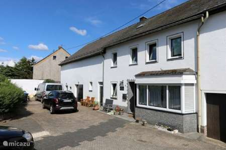 Vacation rental Germany, Eifel, Bettenfeld holiday house Haus Bettenfeld