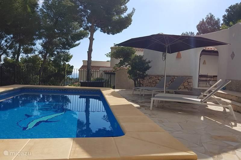 Vakantiehuis Spanje, Costa Blanca, Altea Villa Casa La Serrella