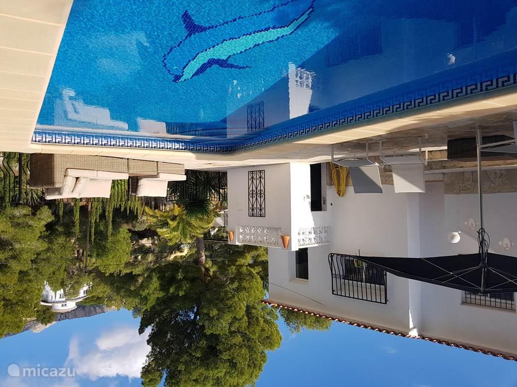 Vakantiehuis Spanje, Costa Blanca, Altea la Vieja Villa Casa La Serrella
