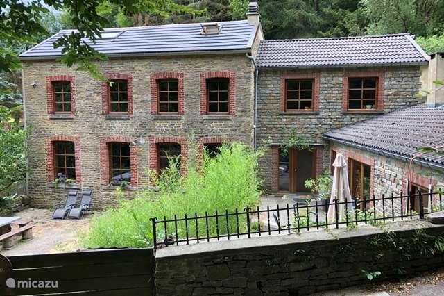 Vacation rental Belgium – holiday house Maison Jacques