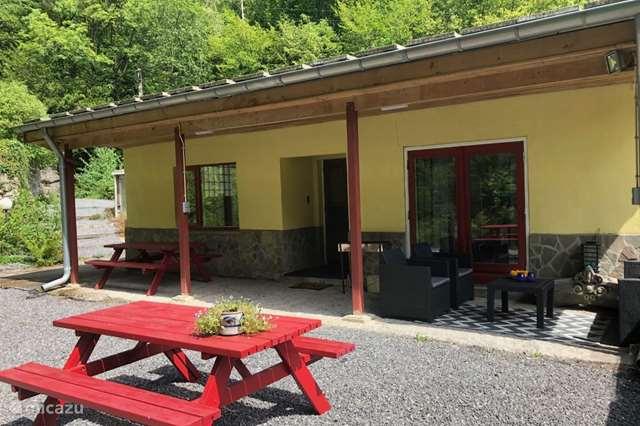 Vacation rental Belgium – holiday house Maison Marie
