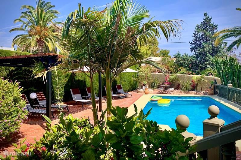 Vacation rental Spain, Costa Blanca, Moraira Villa Villa Siesta La Sabatera