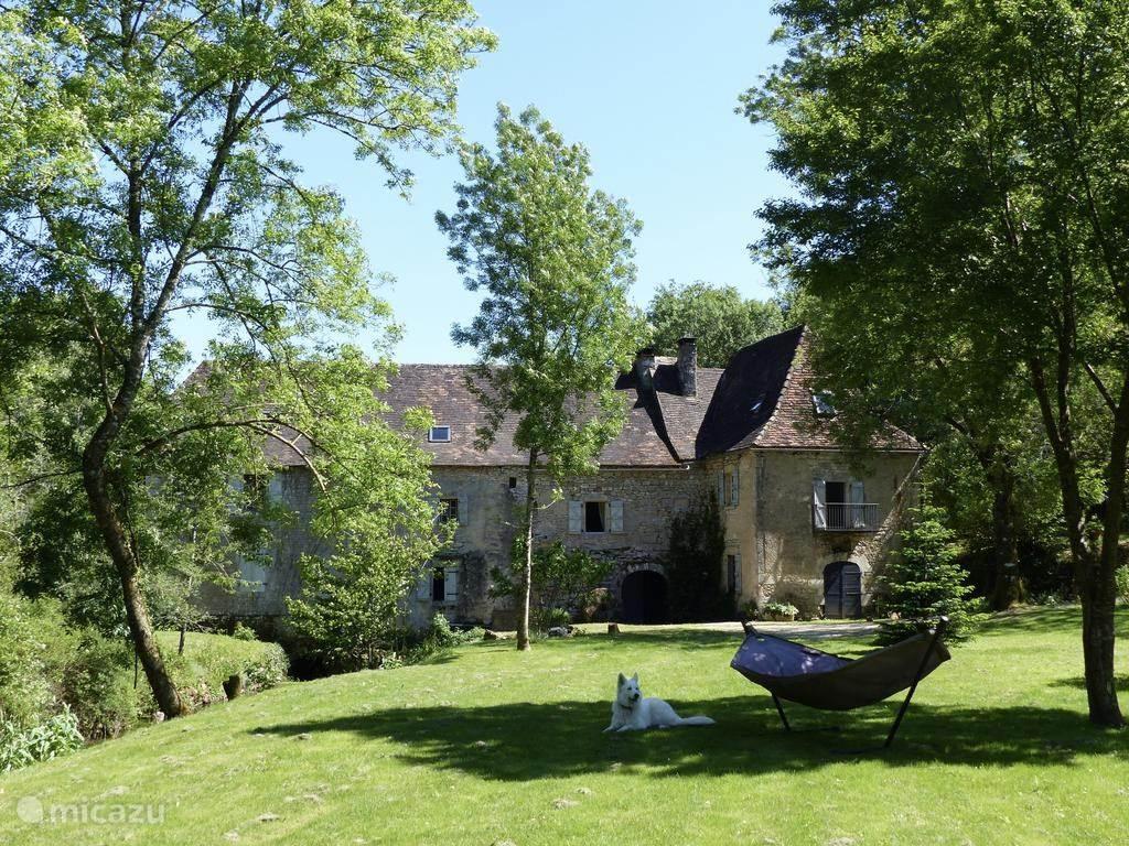 Vakantiehuis Frankrijk, Lot, Calès Molen The Mill