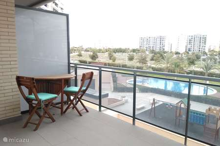 Vacation rental Spain, Costa Blanca, Alicante – apartment Nice flat next to beach and golf field